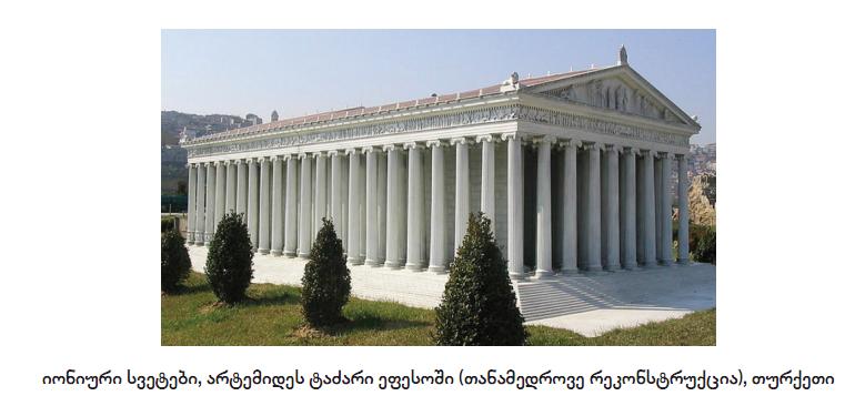 არტემიდეს ტაძარი ეფესოში